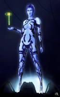 Cortana by DaniMallada