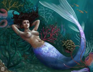 Mermaid by DaniMallada