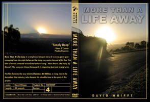More than a Life Away DVD by PacAvelli