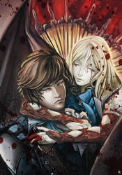 Bloody Tears by NecroNaglfar