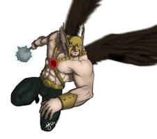 Hawkman by naldridge