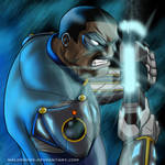 Mont E Cartoon Super Villians Edition V1 by naldridge