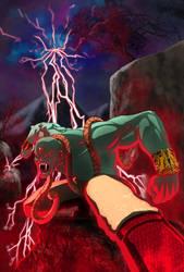 Zian the Serpent King by naldridge