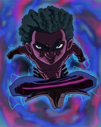 Kid Ninja by naldridge