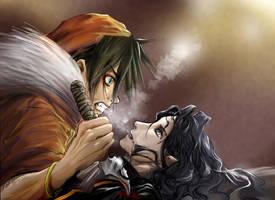 Vampire by dbebek
