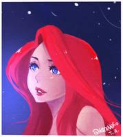 Ariel by ShaniNeko