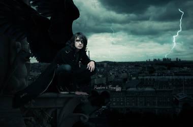 .::Dark Angel::. by Randoms-Foundling