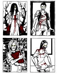 Evil Dead (remake) by saret
