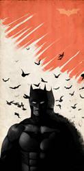 Batman by YONXI
