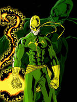 Iron Fist by James by VPizarro626