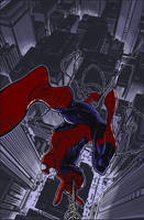 Spider-man by Zach Howard by VPizarro626