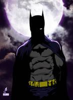BatmanSketchBySpaciousInterior by VPizarro626