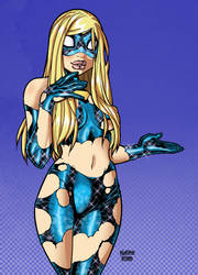 Mysterious Empowered by Warren by VPizarro626