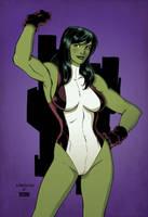 She-Hulk by Wardogs101 by VPizarro626