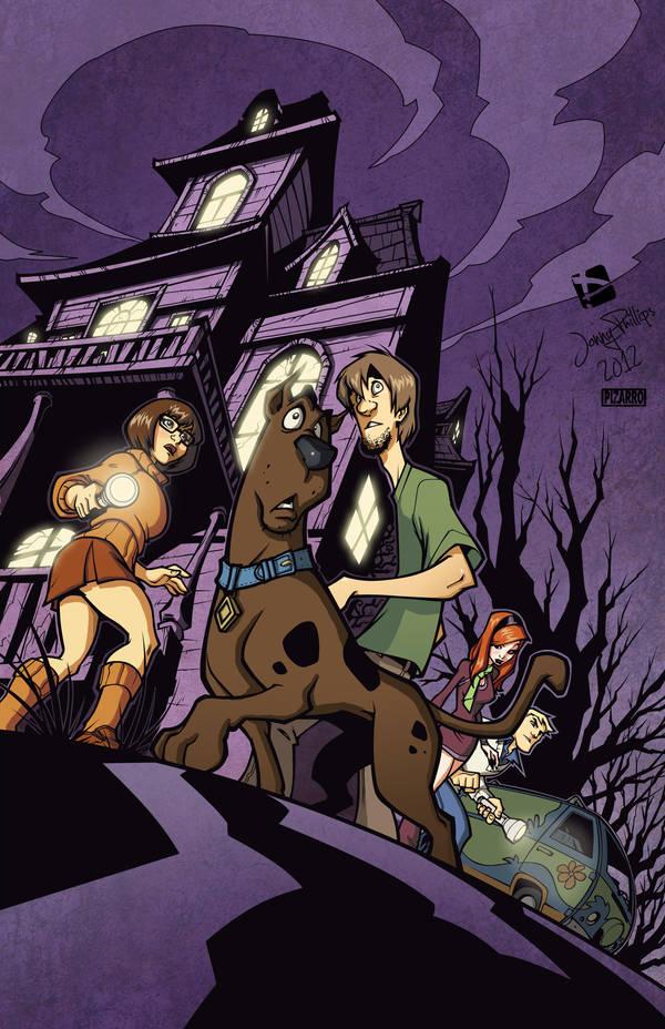 Scooby Doo by TheKidKaos by VPizarro626