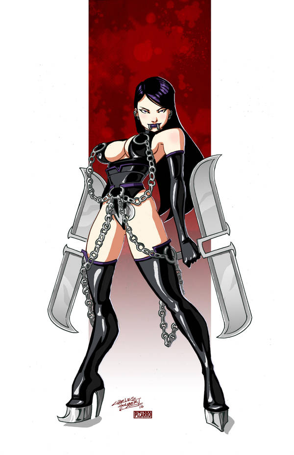 Vampblade by Kidnotorious by VPizarro626