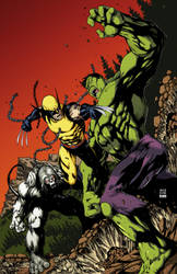 Hulk 181 by ACE by VPizarro626