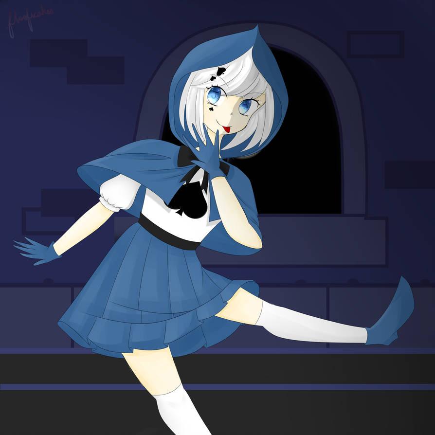 deltarune the dark anime by floofkase on deviantart