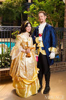 Historically Accurate Beauty and the Beast by asimplejen