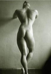 Nu academique - athletique by Musclelicker