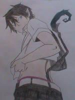 Rin Hot by Kaissy-Aerandria94