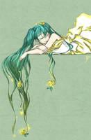 Vocaloid: flowers by MinestrelKa