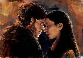 Eddard by Beelit
