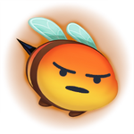 LOL Emote Angery Bee by Eranoth