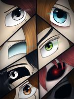 RQ-Eyes 2/2 by Pinkwolfly