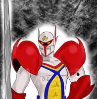 Tekkaman. by Faded-System