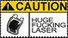 LAZOR Stamp by spw6