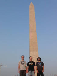 BronyCon 2014: Washington Monument 2 by spw6
