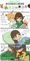 Moomin Meme by IceFennek