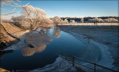 Cold Winter Days by Vitskog