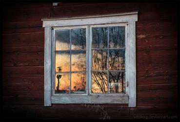 Evening by Vitskog