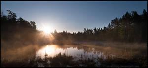Viltvattnet III by Vitskog