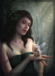 Lady Lithriel by lithriel