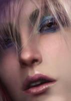 Lightning FFXIII Speed Paint by lithriel