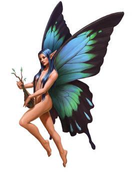 Azata Fairy by lithriel
