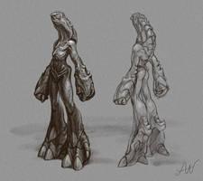 Alien Dude by lithriel