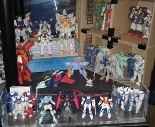 Gundam,s by Ian2410