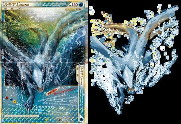 Lugia Pixel Art by Keh-ven