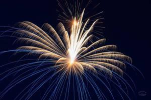 fireworks - Canada Day by JestePhotography