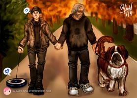 Family by albabolditalic