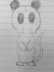 Original Character by LittleMimikyu