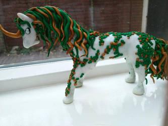 Kirin  by Dragonsculpt