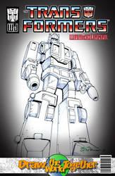 WAR JOURNAL COVER E by TF-War-Journal