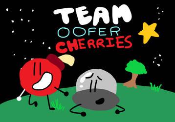 Team oofer cherries for da win by ChaseCreates