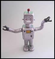 Robot by aspy