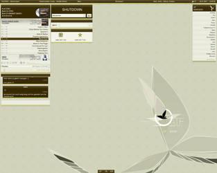 Desk.03 - Black Eyed by Lip-J